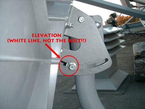 Shaw Direct Elliptical Dish Elevation