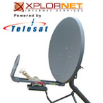 Telesat's Ka-Band Internet @ Kusatellites