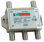 Kusat DiSeqC switches