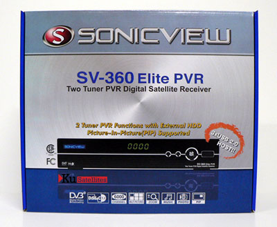 SonicView SV360 Box