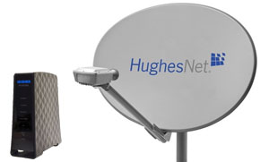 HughesNet Ka Band Internet (Spaceway)
