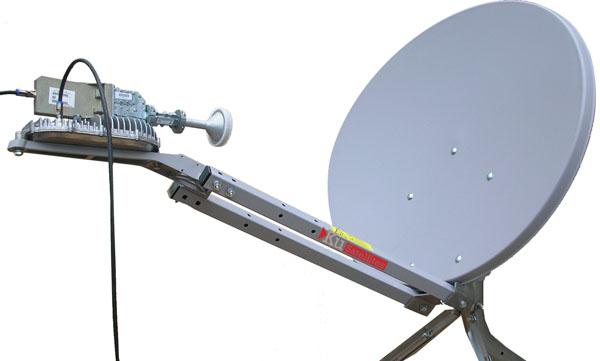 أقمار Ku Satellites  اجهزةodu الأقمار الصناعية للمنازل قمر المزدوج العاكس شبكات