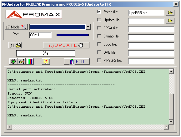 Promax PkUpdate Tutorial at Kusat (b)