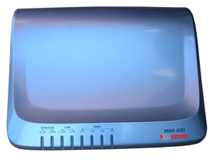 Max 430 VoIP Router